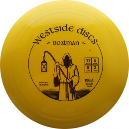 Westside Discs Tournament Boatman