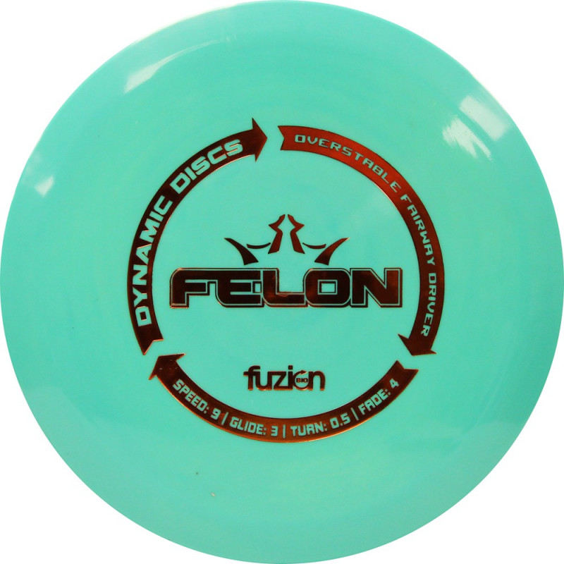 Dynamic Discs BioFuzion Enforcer