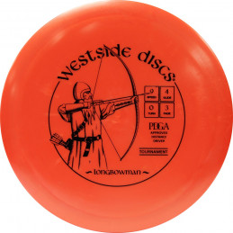 Westside Discs Tournament Longbowman