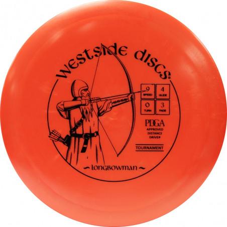 Westside Discs Tournament Longbowman