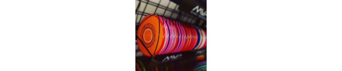 All discs for golf